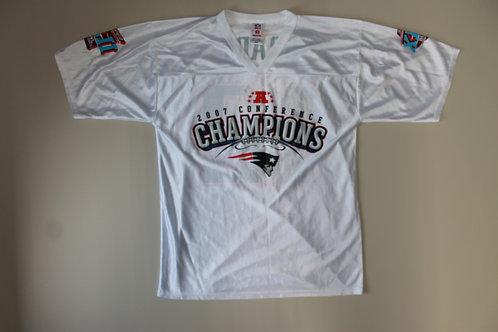 Tom Brady 2007 Conference Jersey