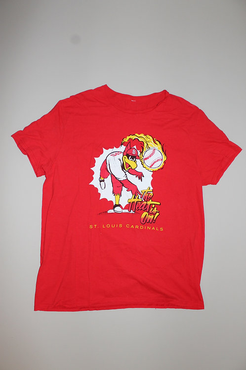 "Cardinals ""The Heat Is On"" Tee"