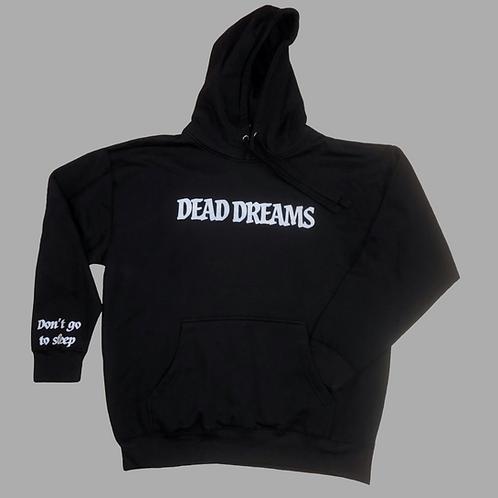 Dead Dreams Skull Premium Hoodie