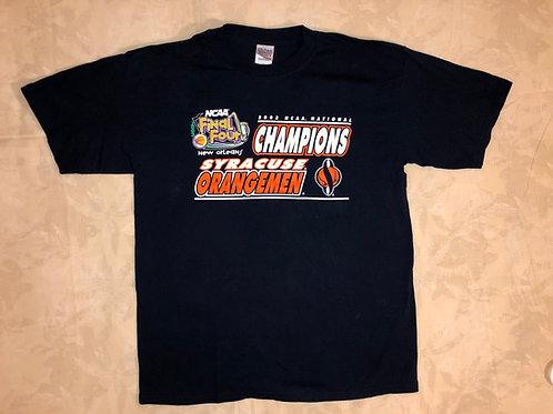 Syracuse NCAA 2003 Champions
