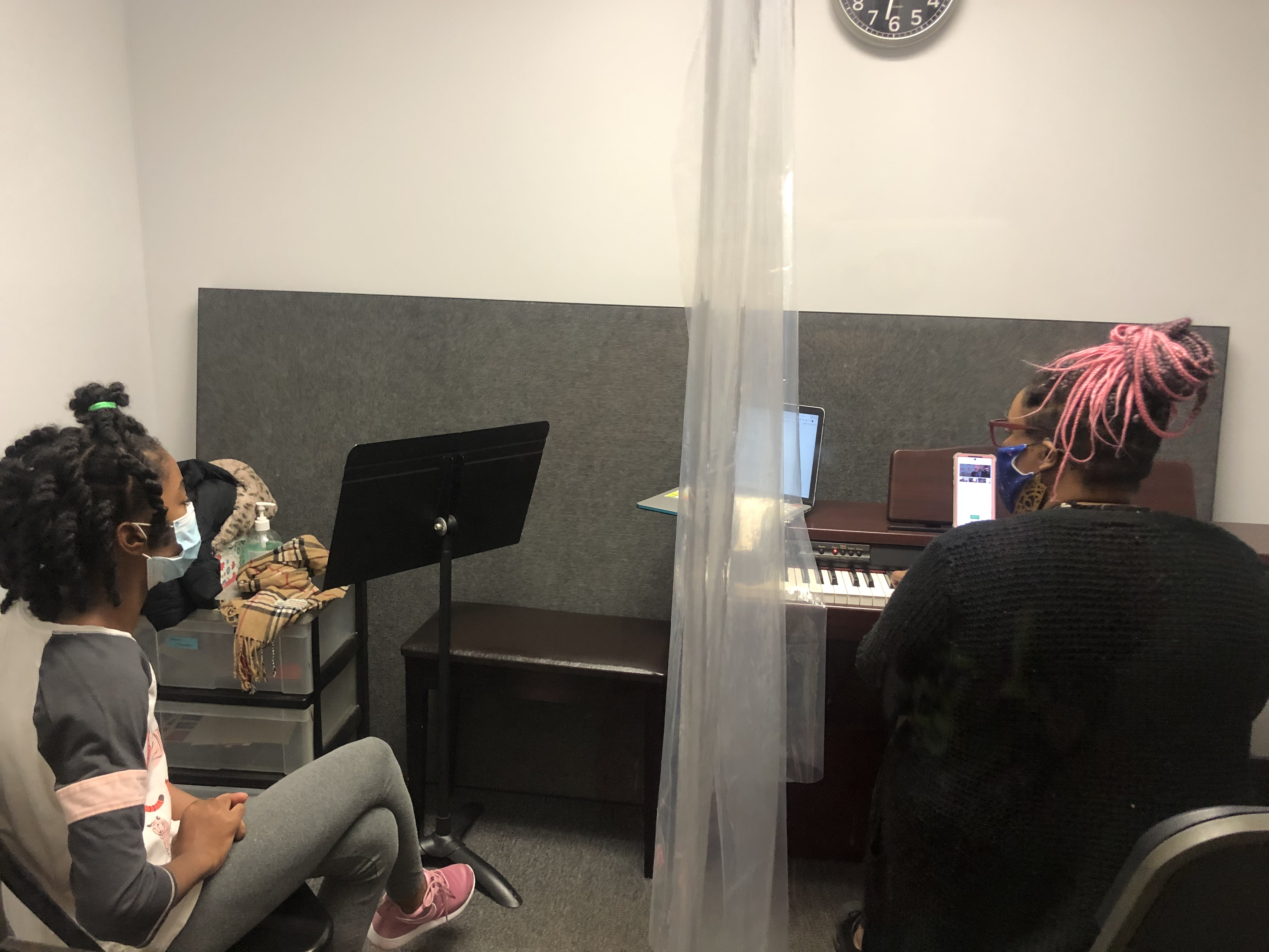 Voice Lessons with Hannah