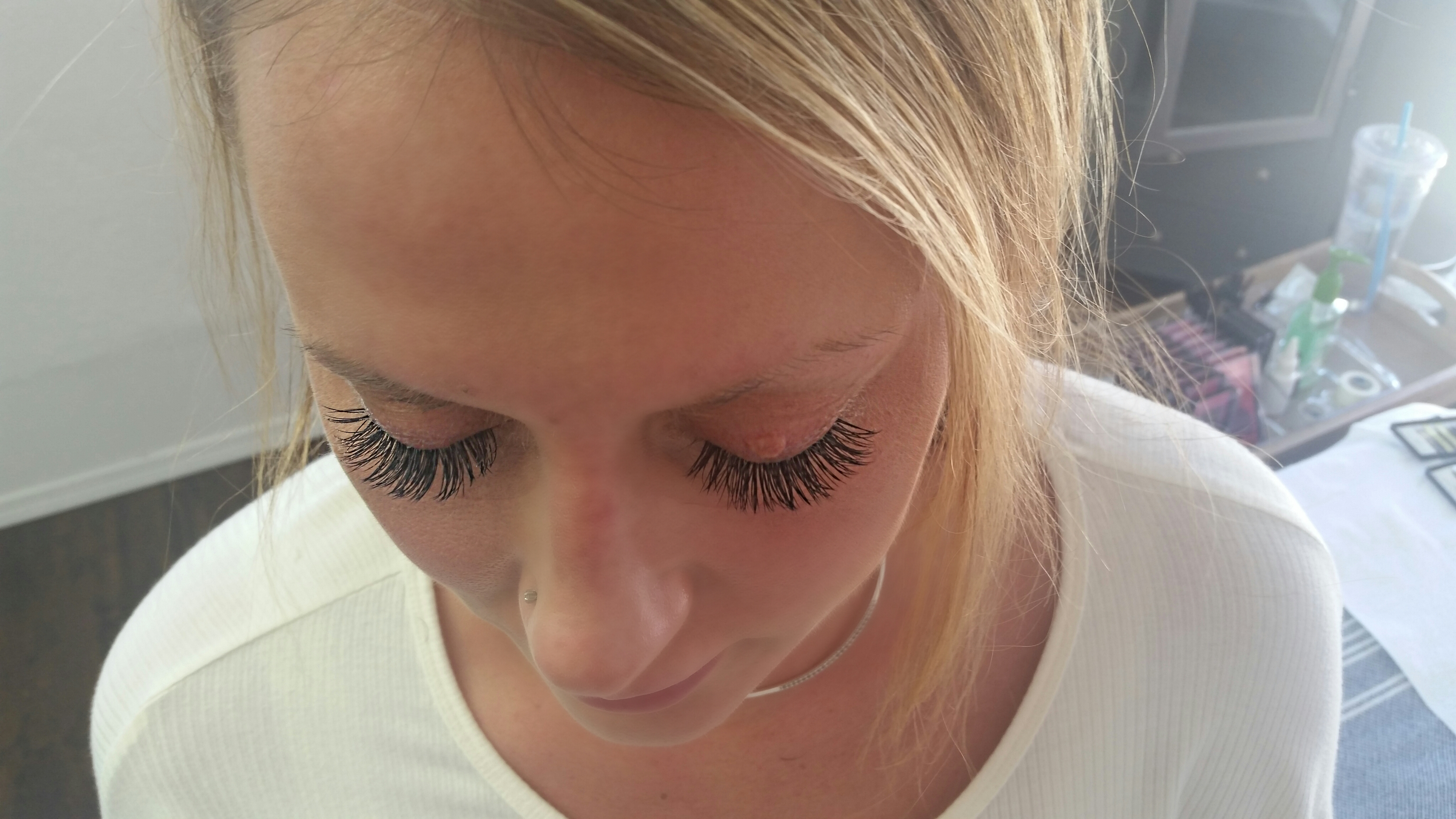 Lashes for all!
