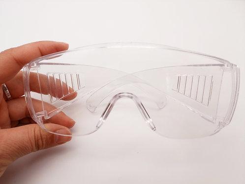 Gafas protectoras de laboratorio