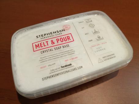 Tipos de glicerina melt and pour
