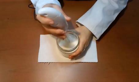 Cómo hacer una crema casera