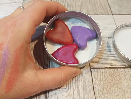 Cómo hacer tus pintalabios en casa