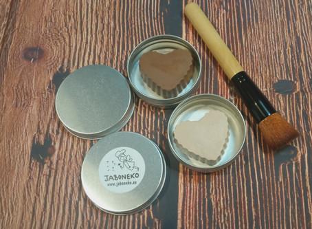 Cómo hacer base de maquillaje sólido