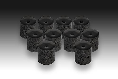 ComfortFit™ Foam Sleeves - 5 pr