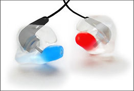 Spectrum Series by Future Sonics in-ear type universal fit professional personal monitors