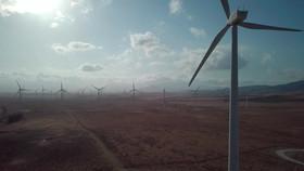 Wind turbines-Spain