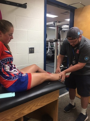 Athletic Training hornell 2
