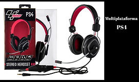 Auriculares Gaming Indeca PS4