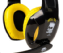 Auriculares Gaming PC PS4 PS3 Indeca PX-76