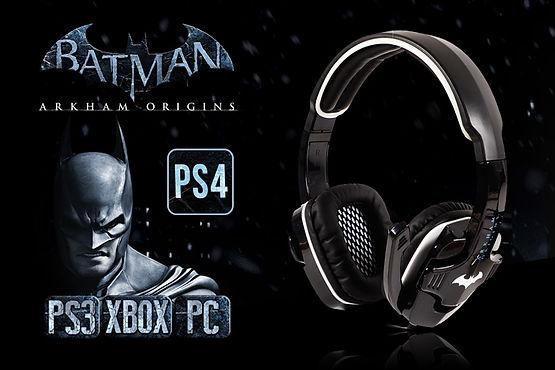 Auriculares Indeca Batman