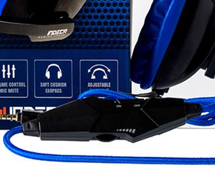 Control de Volumen Auricular Indeca PX-76