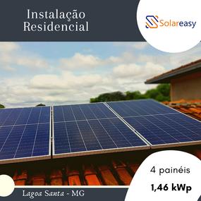 Energia Solar Residencial em Lagoa Santa