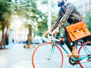5 vinkkiä työmatkapyöräilyyn