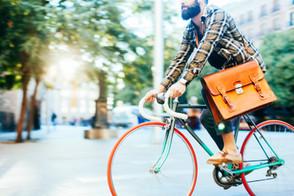 vélo urbain ville