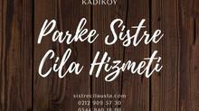 Parke Sistre Cila Kadıköy