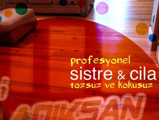 Tozsuz Sistre Cila istanbul