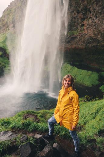 Hrönn på Island 2019