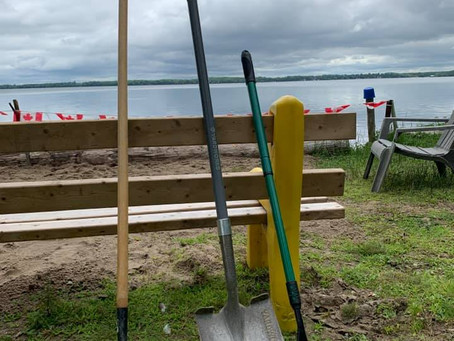 July Beach Clean-up