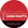 Canadian Grand Prix 27th annual new product awards yellofruit
