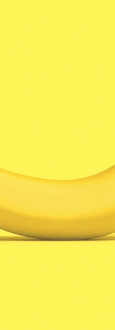 Banana Yellow Background Wobble.mov
