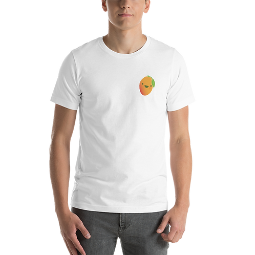Short-Sleeve Unisex T-Shirt - Mango