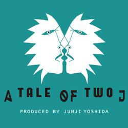 自社ブランド A TALE OF TWO J  ロゴ
