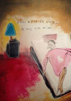 「ベッドルームの粒子」2000