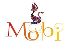 アパレルブランド Mobi 様 ロゴ