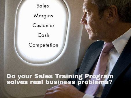 How to create an Awesome Commercial Excellence Program?