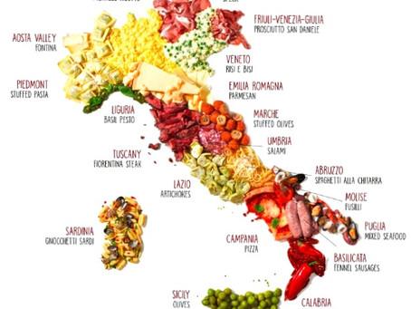 Sabores & Aromas da Itália
