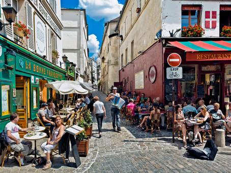 Paris, Restaurantes históricos