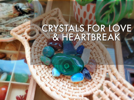 7 Amazing Crystals to Heal a Broken Heart and Attract Love