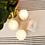Thumbnail: Dalmatian Jasper Crystal Candle - Balancing