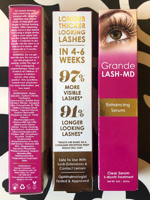 Grande LASH-MD Enhancing Serum
