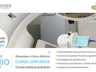 RTCON na II Jornada de Actualización en Radioterapia - Argentina 2019