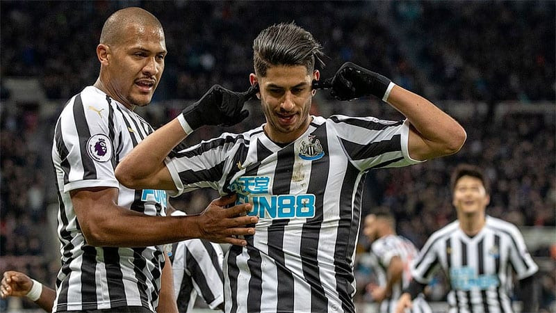 Perez scored in the reverse fixture in December. Picture courtesy of The Mag.