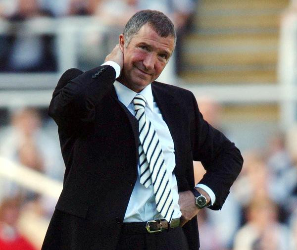 Souness had a good start but a struggle would entail until his sacking. Picture courtesy of The Northern Echo.
