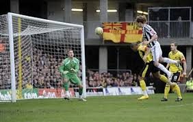 Coloccini got things rolling in Newcastle's last win at Vicarage Road. Picture courtesy of Getty Images.