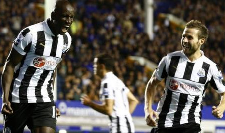 Newcastle United in the last decade - Goalscorers (Part 2/2)