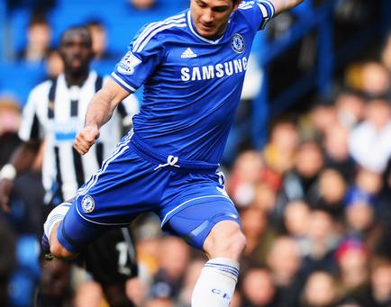 Head to head: Chelsea home