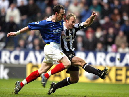 The best NUFC matches since August 1992 (15-11)