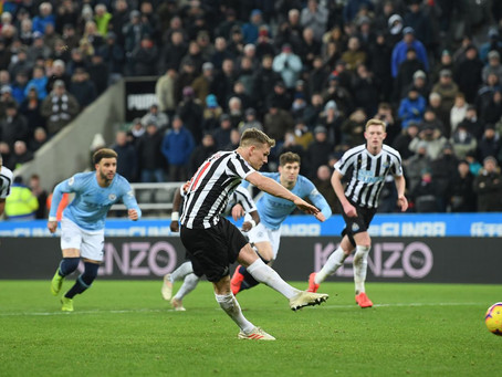 The best NUFC matches since August 1992 (20-16)