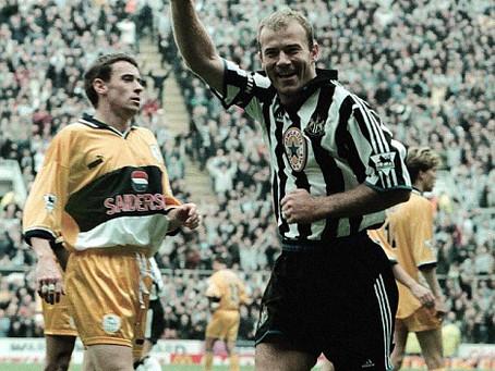 Player Review: 3) Alan Shearer