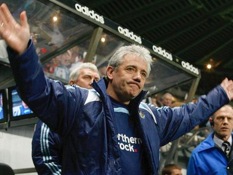 Kevin Keegan's First XI (second spell): Where are they now?