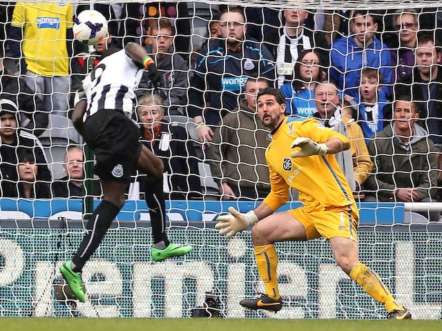 Cisse scored the game's only goal late on. Picture courtesy of Sports Mole.