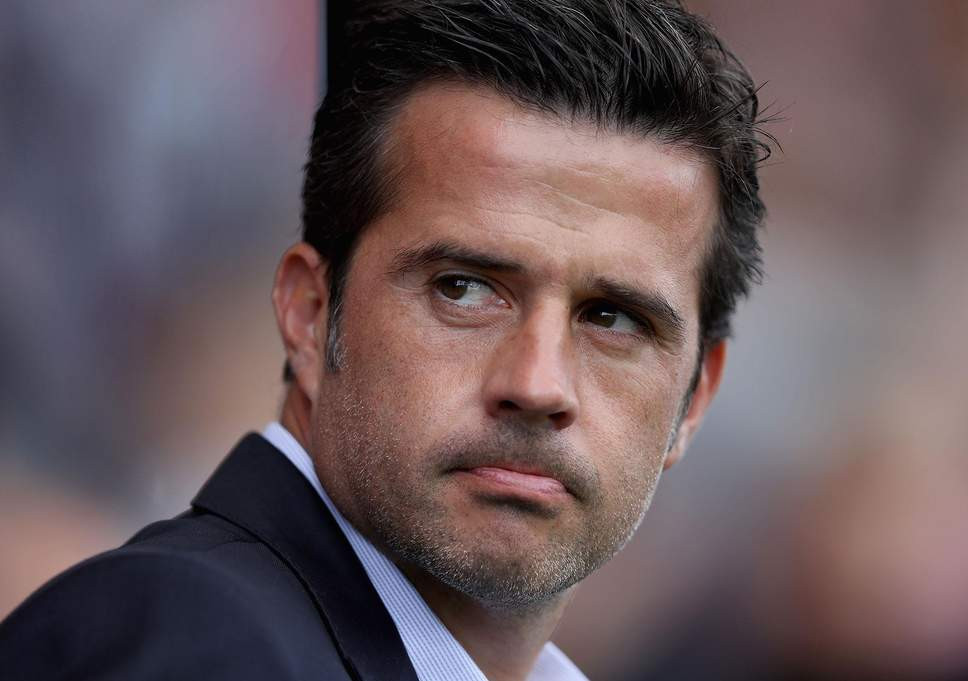 Marco Silva will come up against Newcastle for the second time in his career after he beat the Magpies 3-0 as Watford manager in November last year. Picture courtesy of The Independent.